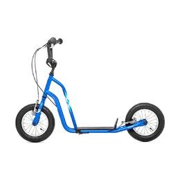 Самокат Yedoo Basic Wzoom, синий/голубой