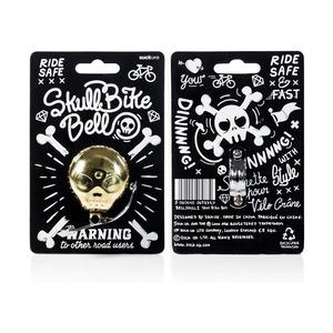 Звонок для велосипеда Skull Bike Bell